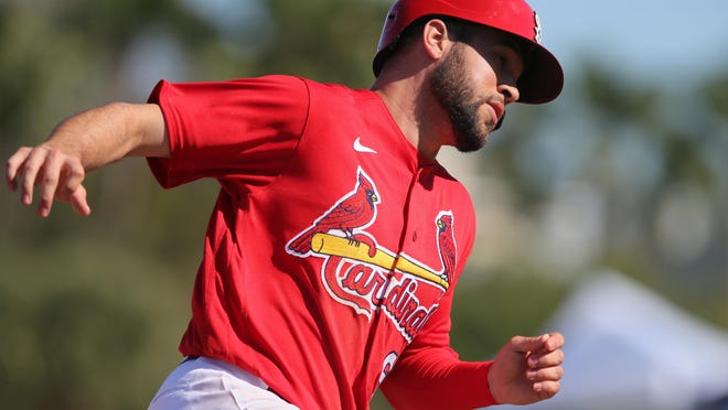 St. Louis Cardinals outfielder Dylan Carlson, a former Peoria Chiefs player, is expected to be one the the MLB's top prospects this shortened season.