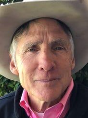 Stock contractor John Growney