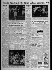 This Week in Sports History - Oct. 15, 1965