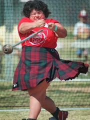 The Arizona Scottish Gathering and Highland Games are at Steele Indian School Park in Phoenix.