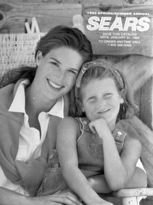 The 1993 spring/summer Sears Catalog.
