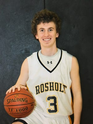 Rosholt junior Sawyer is closing in on eclipsing the 1,000-point career scoring milestone with the Hornets.