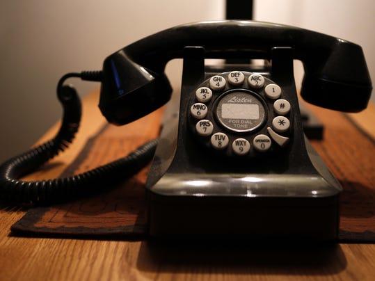 TEC--Goodbye Landline Phones