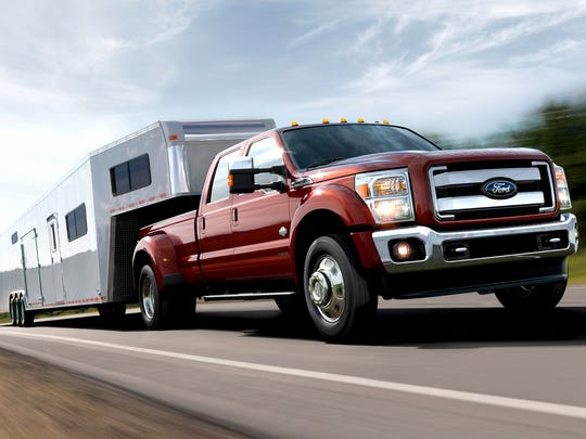 2016 Ford F-Series Super Duty