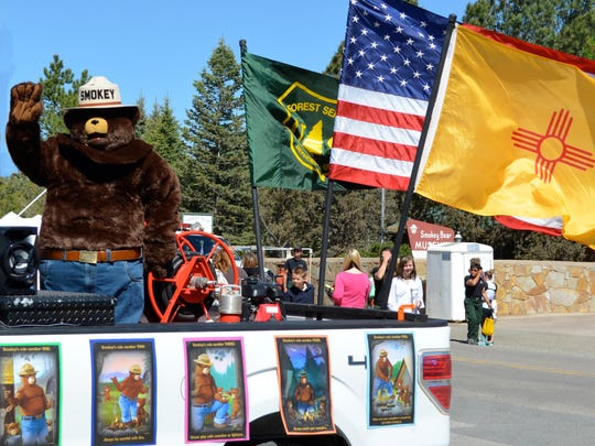 Smokey Bear Days is a celebration of America's favorite bear's birthday.
