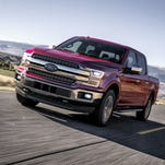 Ford says F-150 production to restart Friday, ahead of schedule