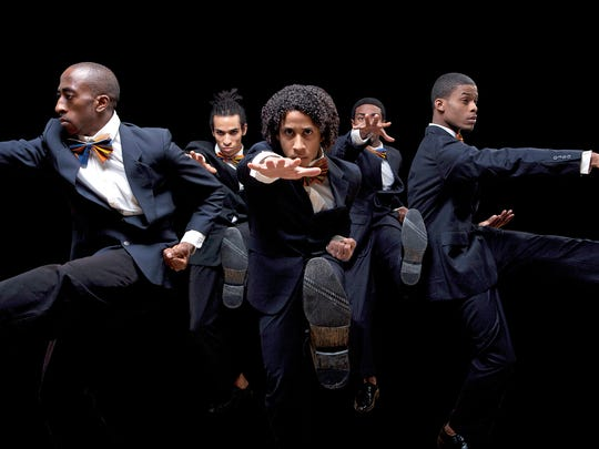 """Cristal Brown brings """"The Opulence of Integrity"""" to Burlington for two performances this week."""