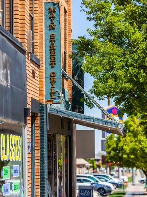 Main Street Grill in Cedar City.