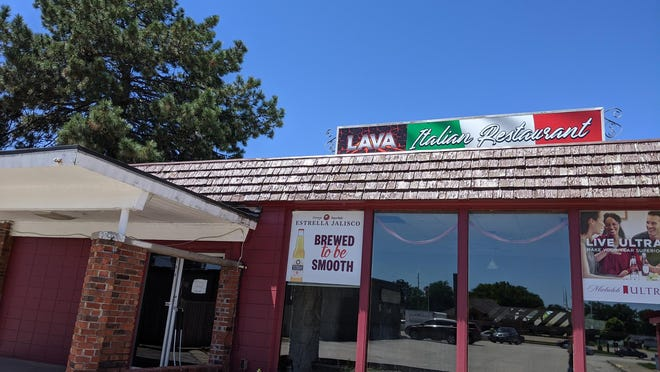 Lava Italian Restaurant will open in the location of the former Acapulco Mexican Restaurant on North Henderson Street.