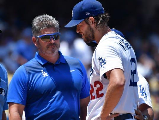 XXX MLB- ATLANTA BRAVES AT LOS ANGELES DODGERS020.JPG S BBN LAD ATL USA CA