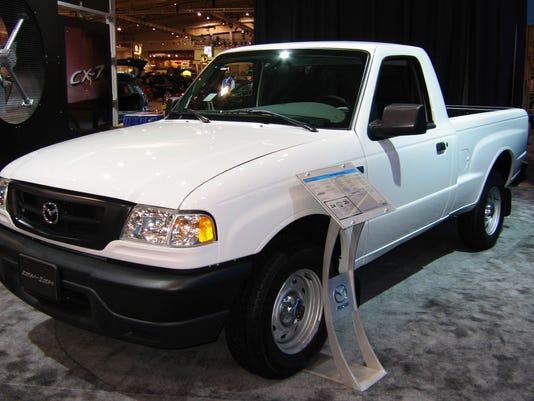 Mazda B-Series truck