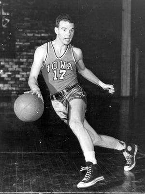 Murray Wier is the only Hawkeye to ever lead the nation in scoring, at 21.0 points per game in 1948.
