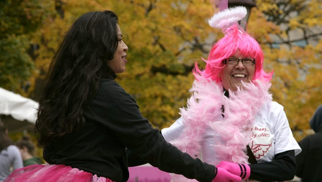 Volunteers are being sought for the Making Strides Against Breast Cancer event.
