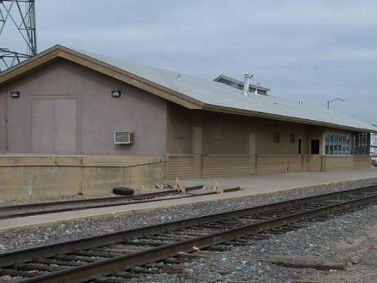 Santa Fe Railroad Depot (1895)