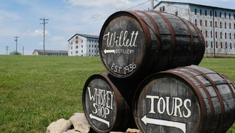 Located in Bardstown, Ky., Willett Distillery is one of the largest and oldest craft bourbon makers in Kentucky. Several brands of bourbon and rye are produced here under contract for other owners.