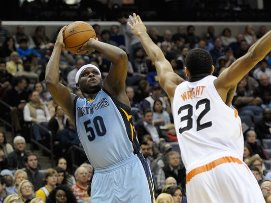 NBA: Phoenix Suns at Memphis Grizzlies