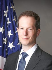 U.S. Attorney Benjamin Glassman