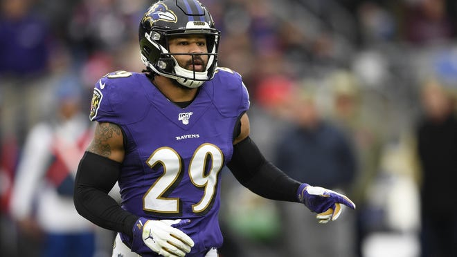The Baltimore Ravens have terminated the contract of free safety Earl Thomas, who got involved in a fight with a teammate Friday.