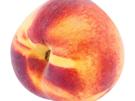 Peach Fruit One