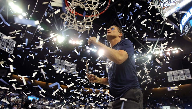 Nevada and head coach Eric Musselman have won two straight Mountain West regular-season titles.