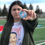 'Enough is enough': Hundreds of Lake Country high schoolers participate in national school walkout
