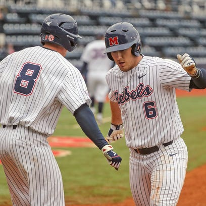 Thomas Dillard (6) came through with a clutch hit in