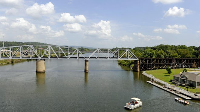 Boaters launch from Coosa Landing in a file photo from 2014. The Coosa River and developments along it play key roles in the local economy and quality of life.