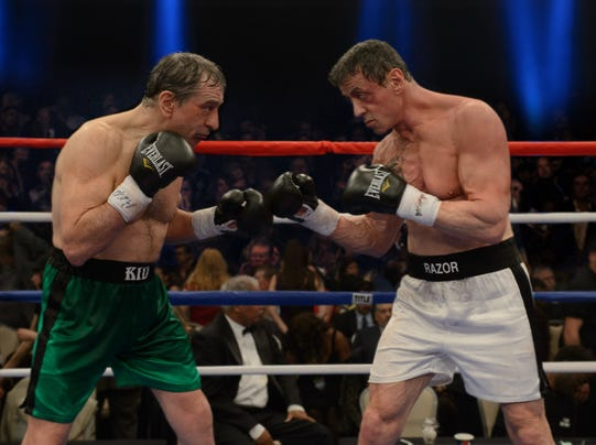 Review: 'Grudge Match'