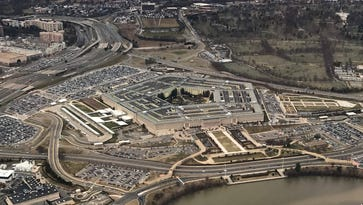 The Pentagon is grappling with a growing scandal over the public sharing of explicit photos of troops.