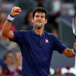 Novak Djokovic, Rafael Nadal advance to Madrid Open semifinals