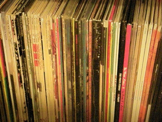 Record collections can grow, and you might be surprised