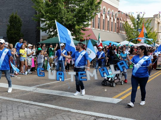 The Jackson International Food and Art Festival was created four years ago to allow people of different cultures to come together and appreciate each other.