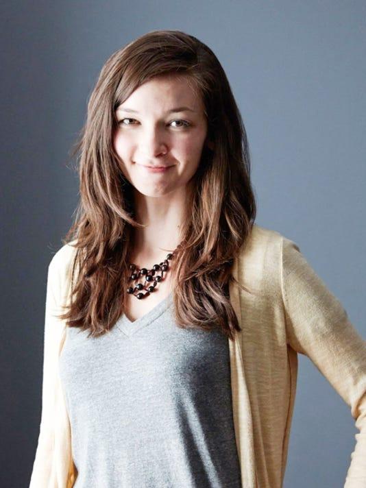 """Kristen Miglore, author of """"Genius Recipes."""""""