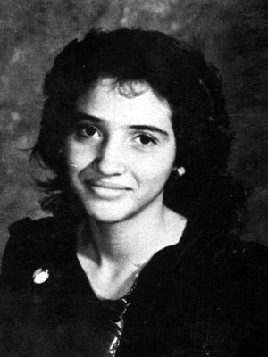 Angelica Frausto, 17, was reported missing September 16, 1987. Her body was found Nov. 3, 1987.