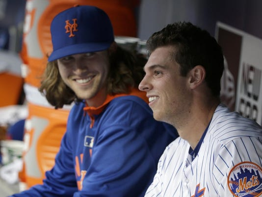 Steven Matz, Jacob deGrom