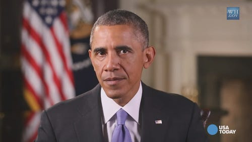 Obama: More U.S. Ebola cases possible, but no epidemic