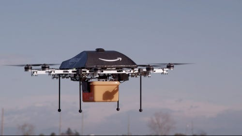 Drones invade our everyday life | USA NOW