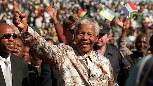 Nelson Mandela obituary