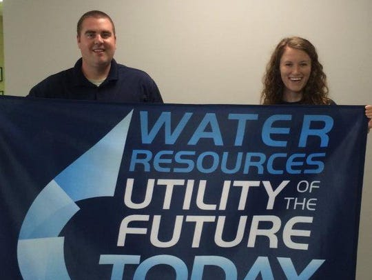 The Murfreesboro Water & Sewer Department was recently