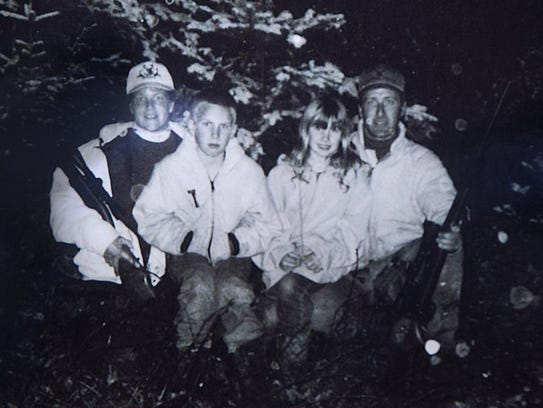 Family tradition: The Nelson family, from East Troy,