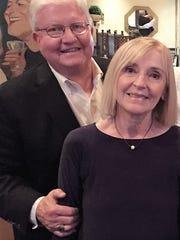 Charles and Mary Olga Trent