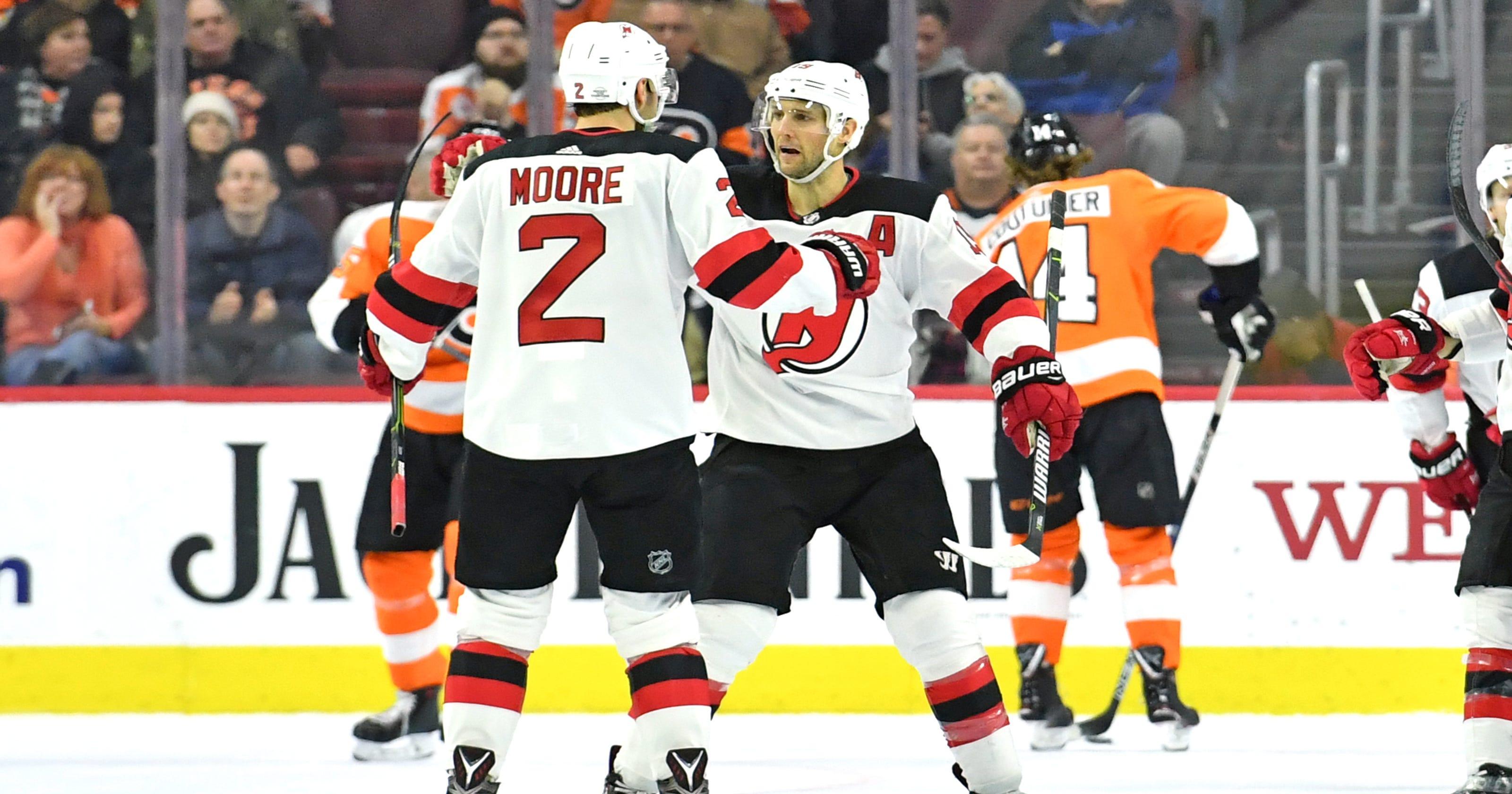 b7a220ffa NJ Devils beat Philadelphia Flyers in shootout