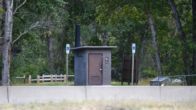 Rita Maze told her family she was kidnapped at the primitive rest stop between Helena and Great Falls. Her body was found dead in her car in Spokane, Wash., and law enforcement said she died of a single gunshot wound, but they still have not ruled who pulled the trigger.