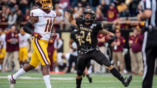 Central Michigan and Western Michigan are preparing to open their football seasons.