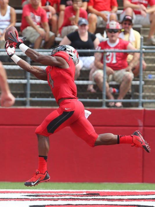 NCAA Football: Howard at Rutgers