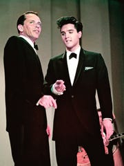Frank Sinatra, not the biggest fan of rock in its early