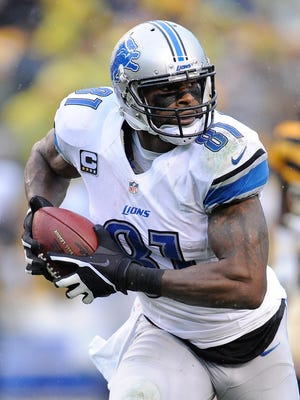 Calvin Johnson is one of the best receivers of this generation, but his teams have never even won a playoff game.