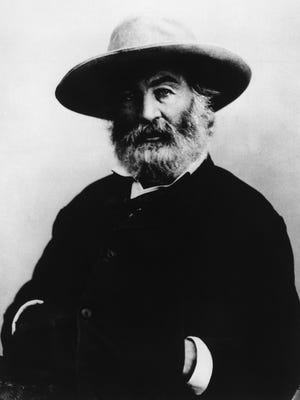 A  rare Walt Whitman 'soldier letter,' one of only three known to exist, was discovered last month by a National Archives volunteer who is part of a team preparing Civil War widows' pension files to be digitized and placed online.