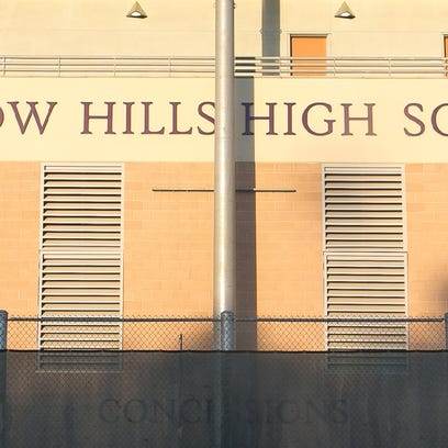 Students at Shadow Hills High School began chanting