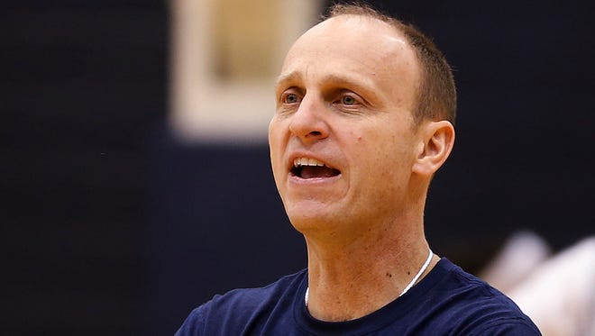 Xavier coach Brian Neal has led the women's basketball team to a 7-3 record.